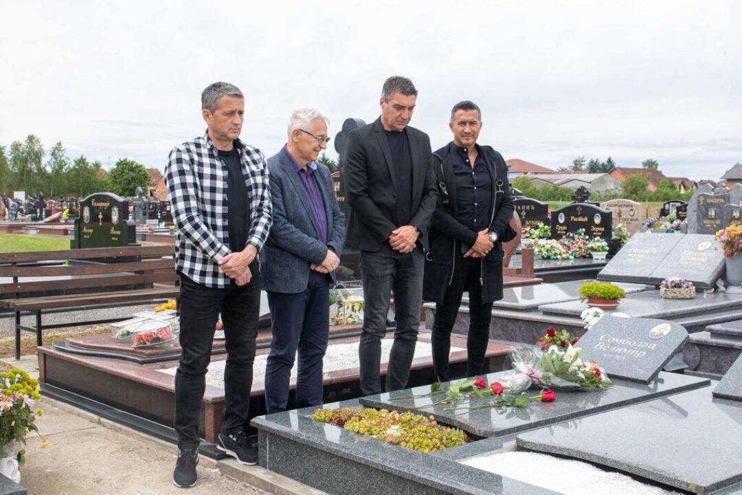 Pet godina od odlaska Velimira Sombolca