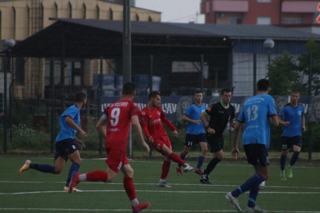 Kozara odigrala prvu pripremnu utakmicu
