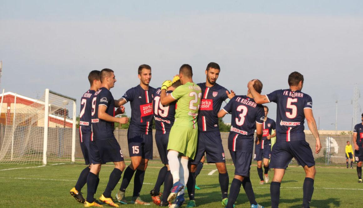 FK Kozara - Sloboda Mrkonjic Grad 1-0