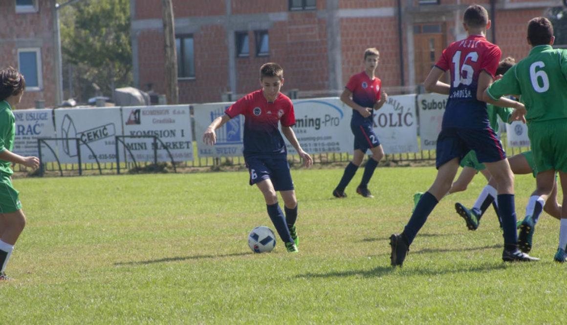 Najmlađi startali prvenstvo pobjedama